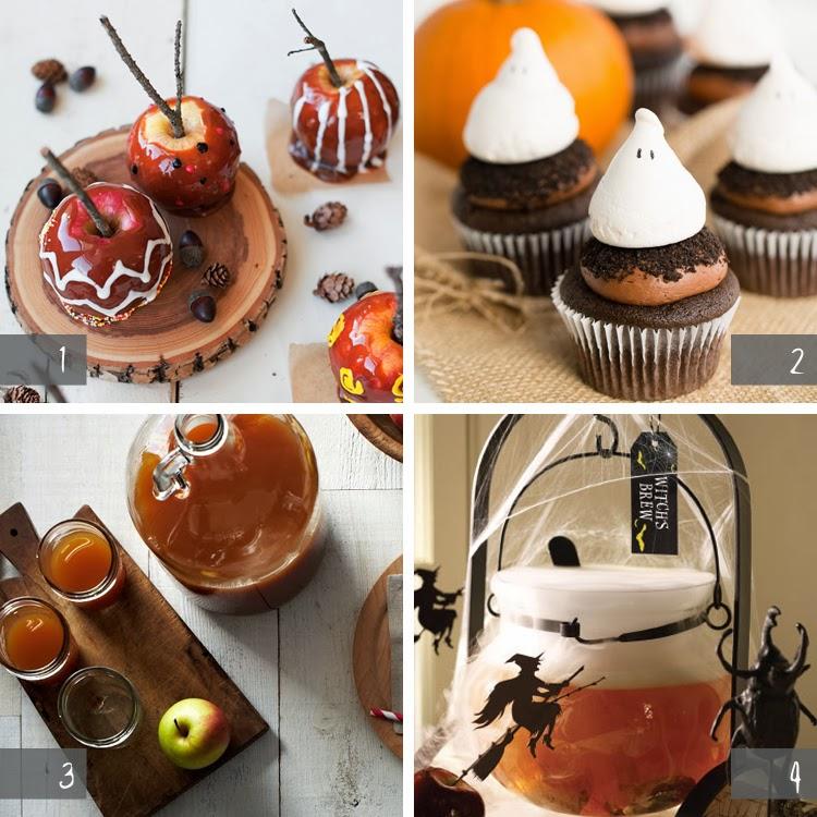 Beautiful Cucina Per Halloween Pictures - Bluepineapple.co ...