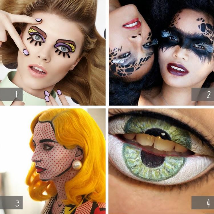 Halloween Idee.It Idee Per Halloween Dal Trucco Alle Mele Caramellate En
