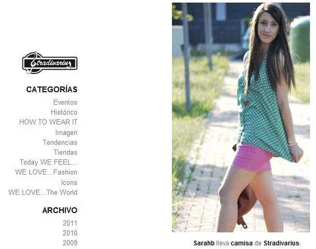 stradivarius |sarah bianchi
