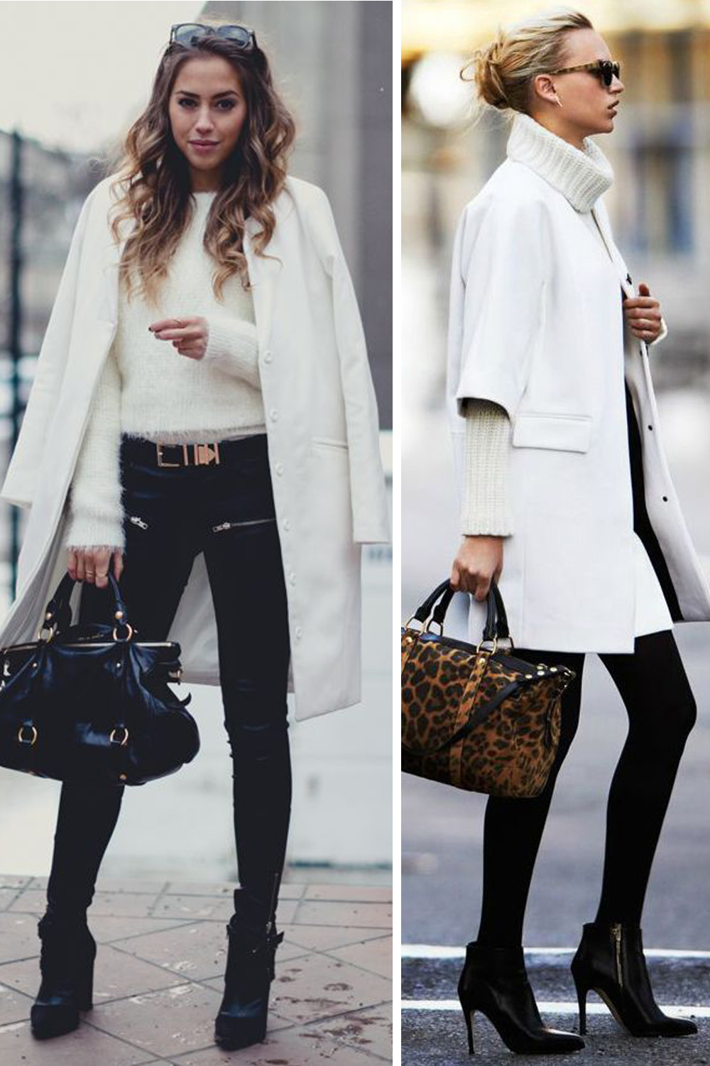 White coat: how to wear it