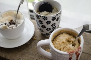 ricetta | mug cake | varianti | american style