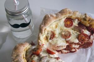 pizza cake | ricetta pizza cake