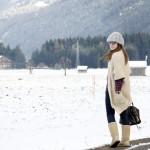 San Candido: un outfit da weekend sulla neve con Omega