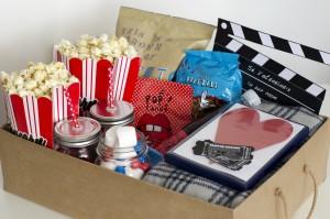 film romantici | idee per san valentino | movie basket