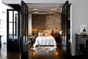arredamento chic | camera da letto chic