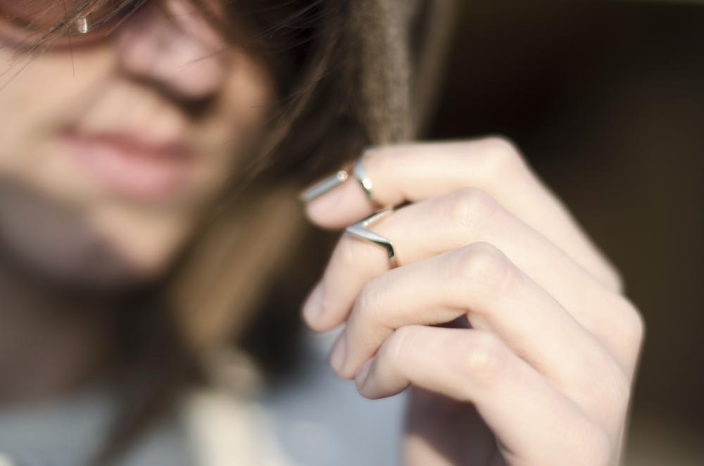 anello design | anello hm | anello dorati