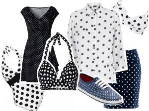 outfit pois | come indossare i pois | idee look pois | acquistare su bonprix