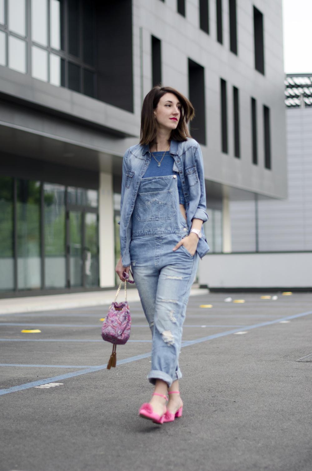 denim total look | abbinare jeans |come abbinare jeans