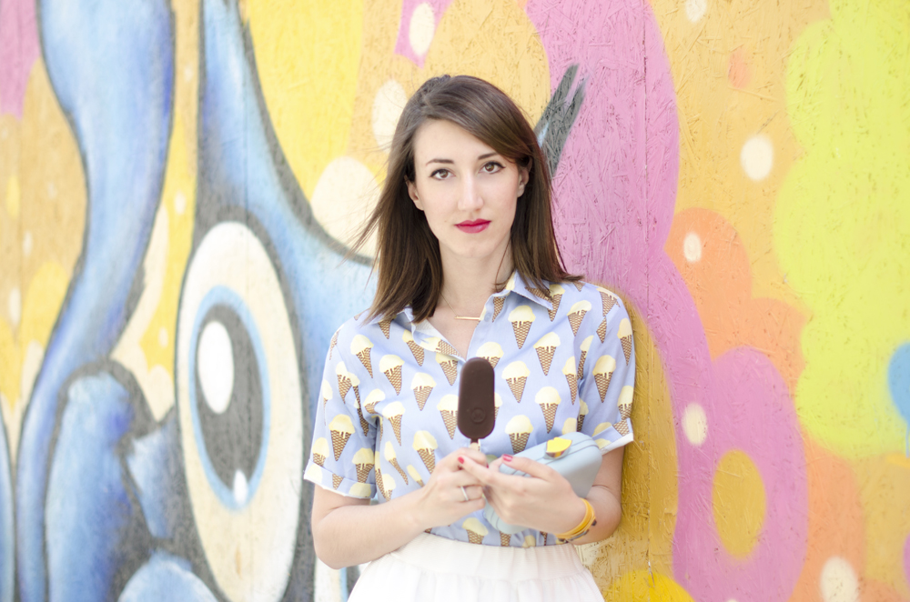 blugirl folies estate 2015 | stampa gelati | gelato stampa