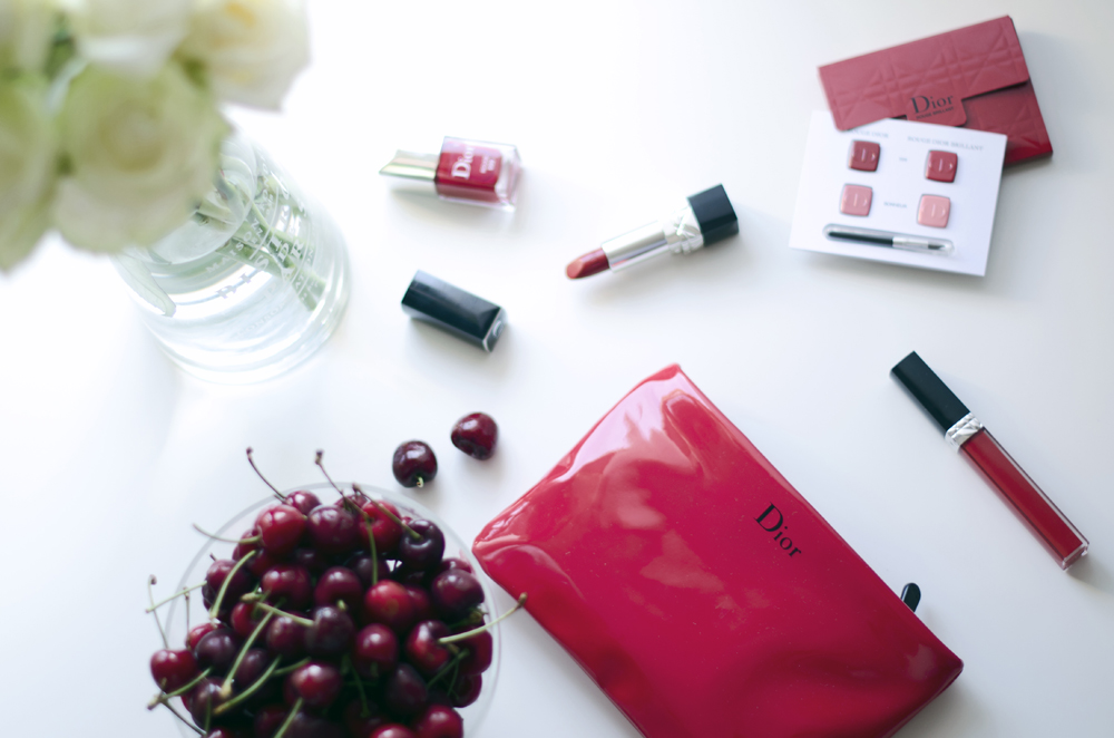 rouge dior | red 999 | dior makeup 2015 | red nailpolish dior