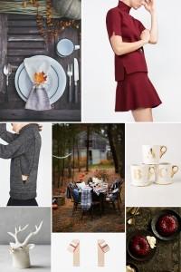 festa del ringraziamento | moda novembre