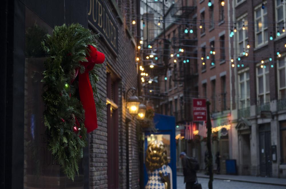 dove andare a natale perch scegliere new york a dicembre