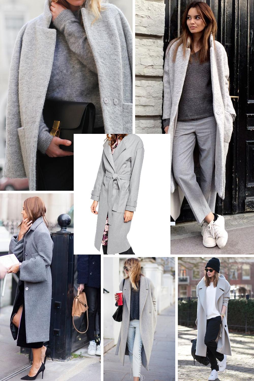 new products 23fae e9641 Come abbinare il grigio in un look: 20 stili da copiare