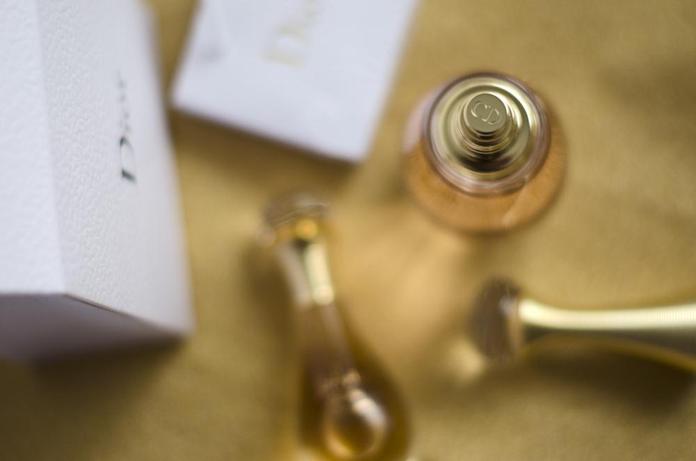 J\'adore Touche de Parfum è unico su ogni donna: vi svelo il segreto