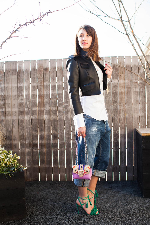 outfit primavera - look primavera   moda primavera 2016   outfit dsquared 2016