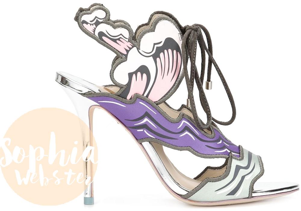 sandali decorati | scarpe di moda | sandali 2016 di moda