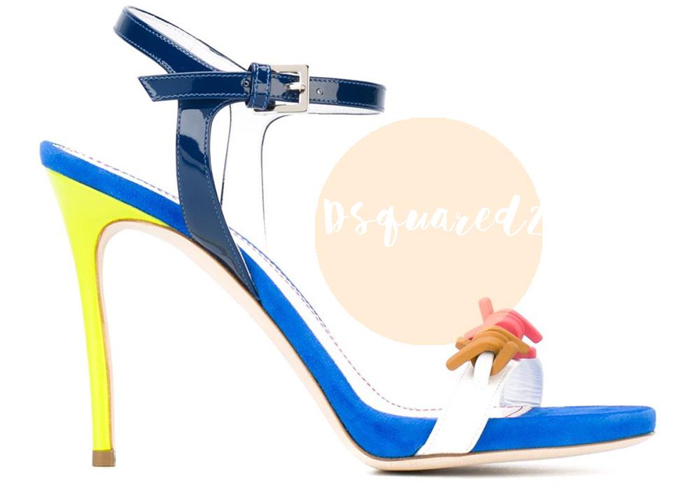 sandali dsquared 2016 | scarpe di moda