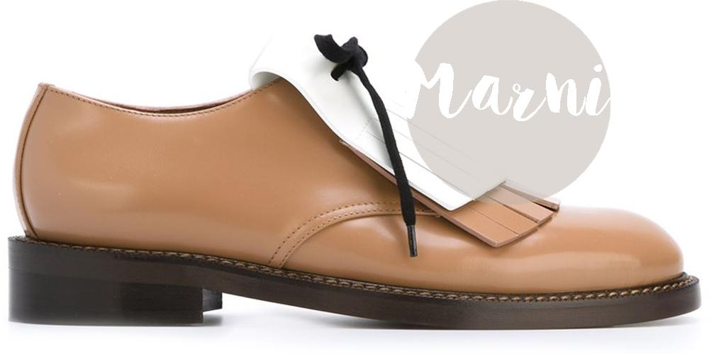 scarpe che vanno di moda | stringate estate 2016