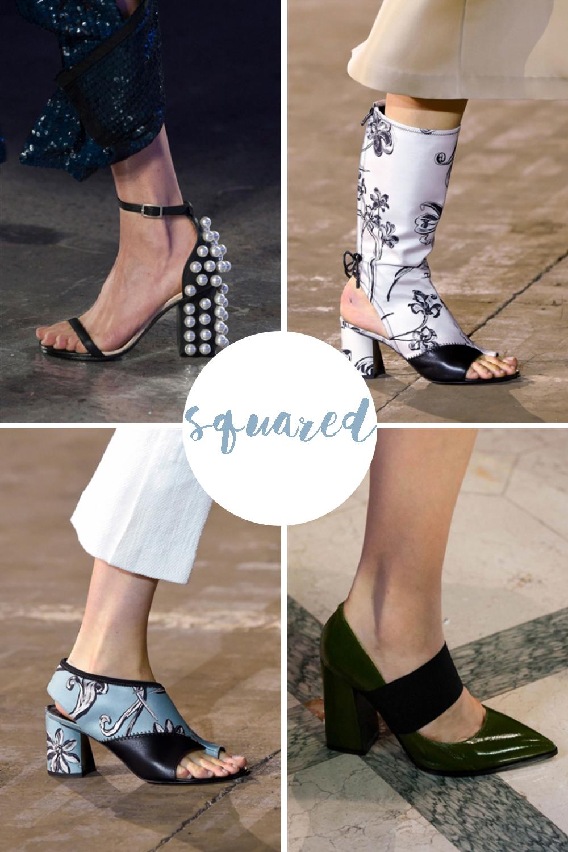 tendenze scarpe 2016 | scarpe primavera 2016