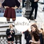 20 idee per un outfit invernale concludendo Febbraio al caldo