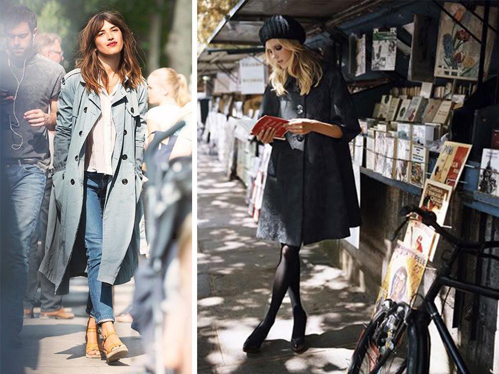 outfit per ispirarsi allo stile parigino