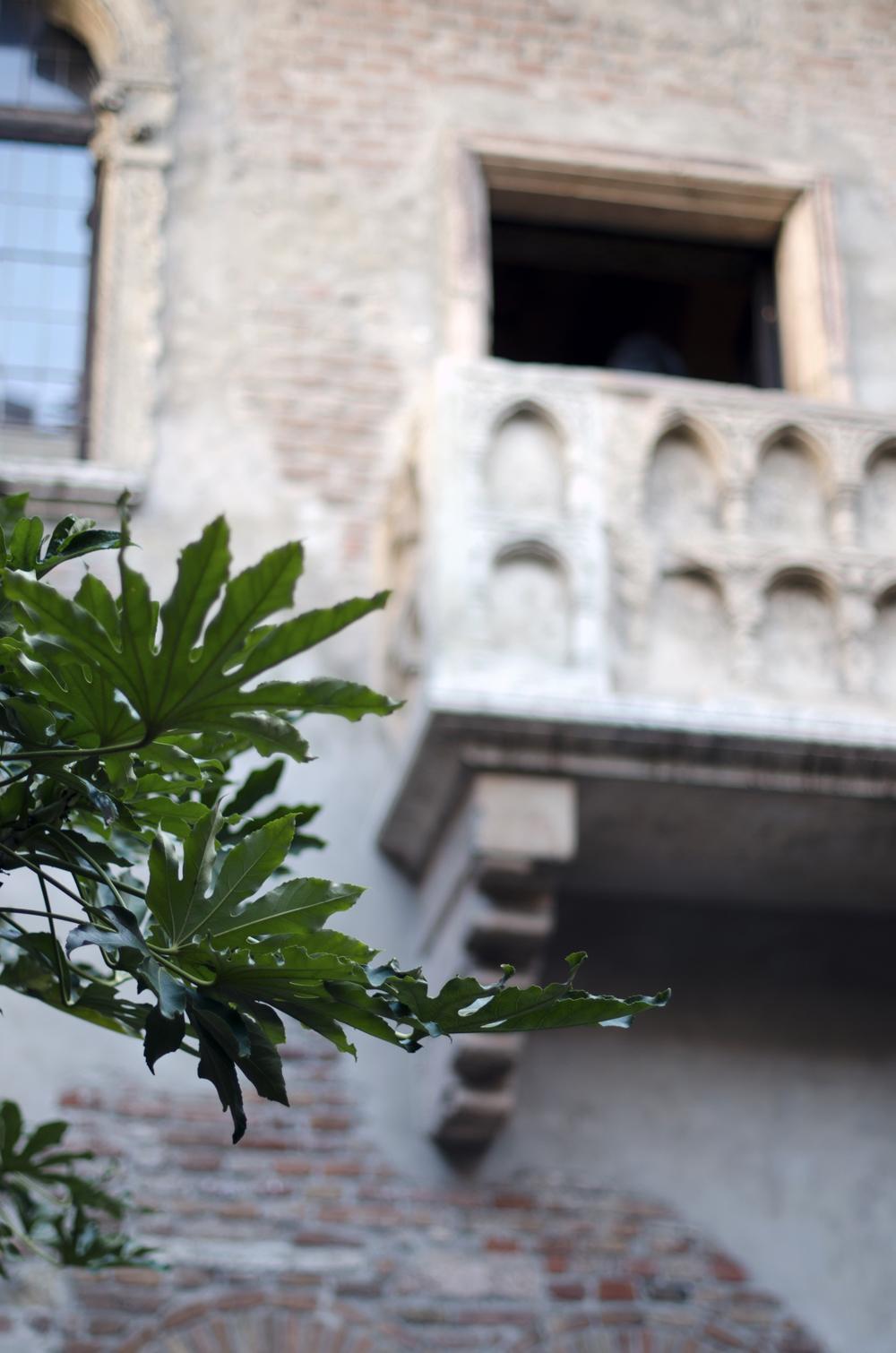 balcone di giulietta verona
