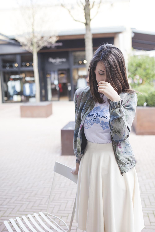 abbigliamento moda ragazza in sconto al castel guelfo the style outlets