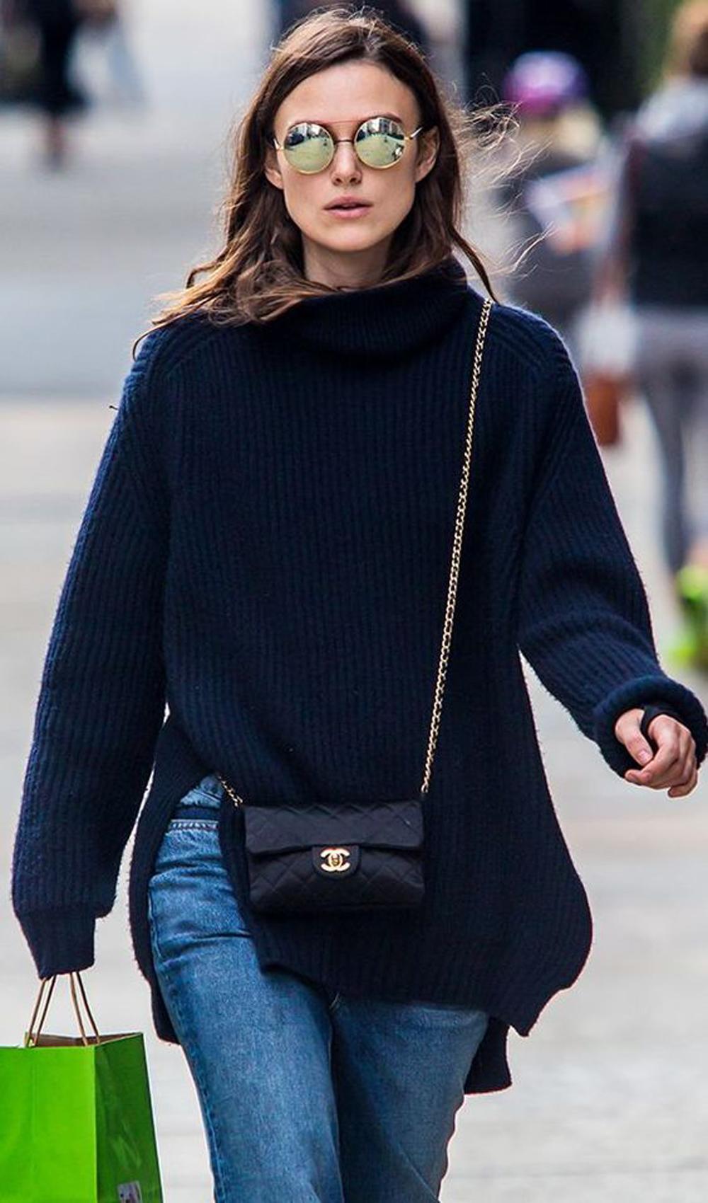 Borsa Chanel Classica E Chic 25 Look Per Abbinarla Al Meglio