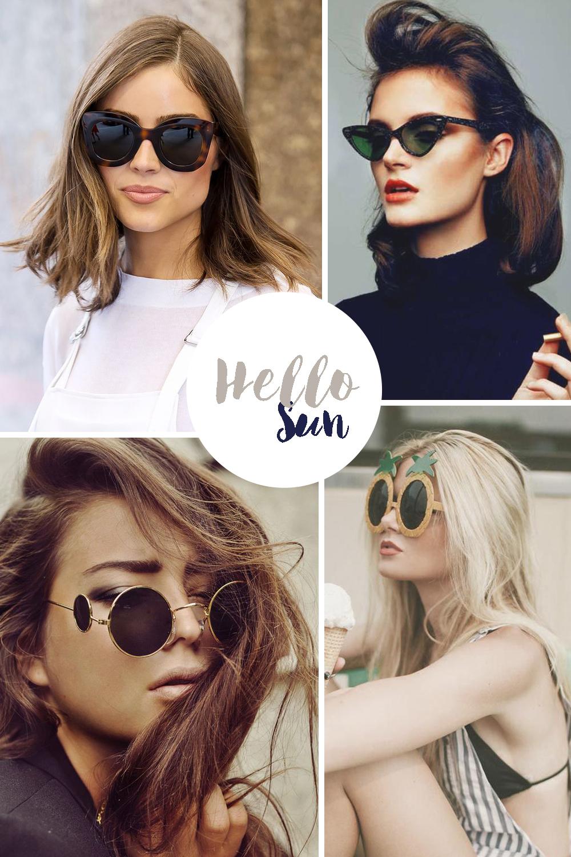 Scegliere gli occhiali da sole: consigli e modelli che ci piacciono adesso