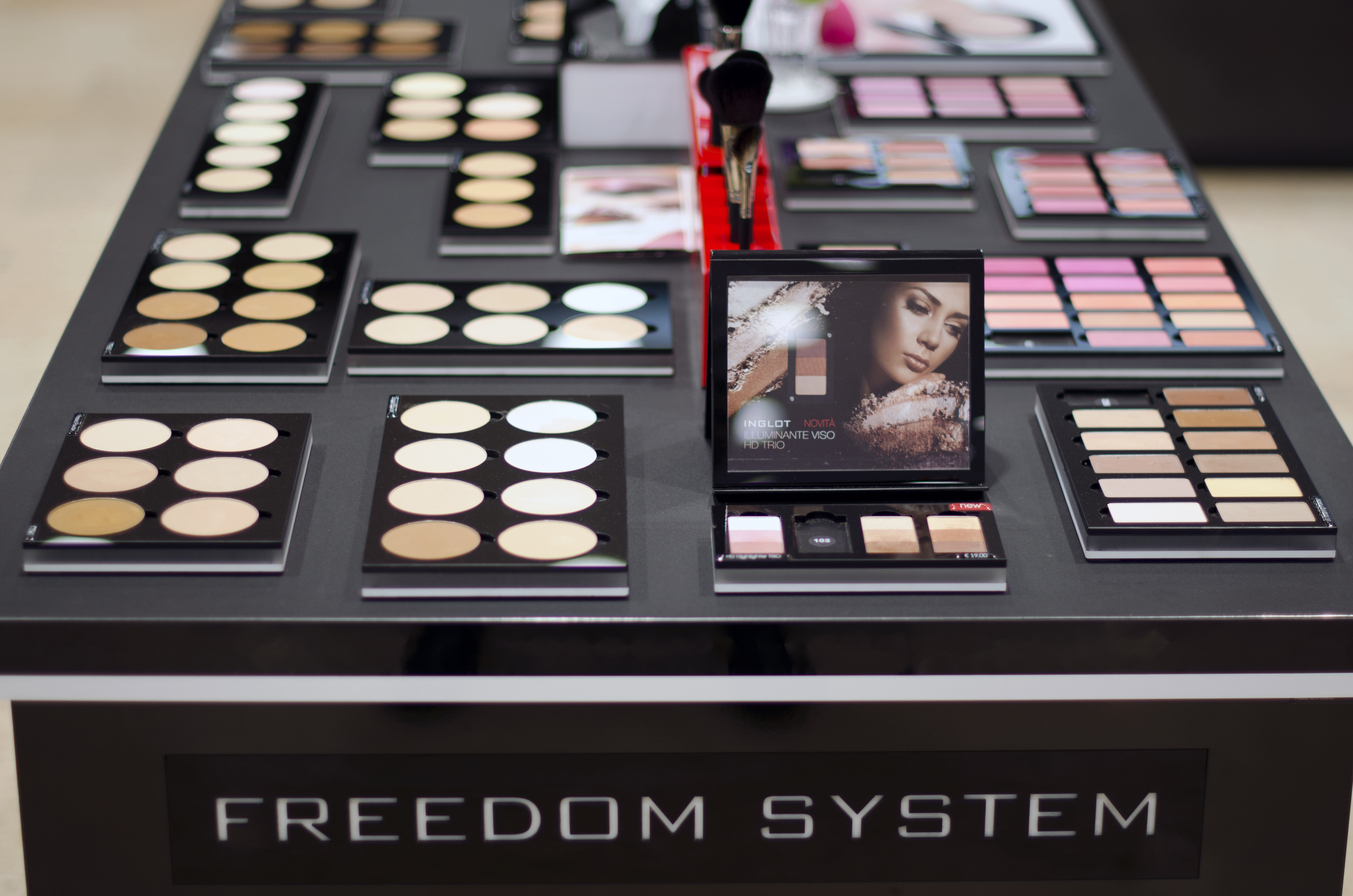 inglot freedom system