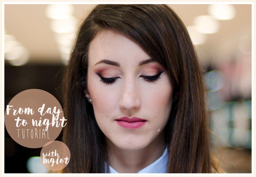 Molto Make up da sera: tutorial a partire dal trucco giornaliero CP04