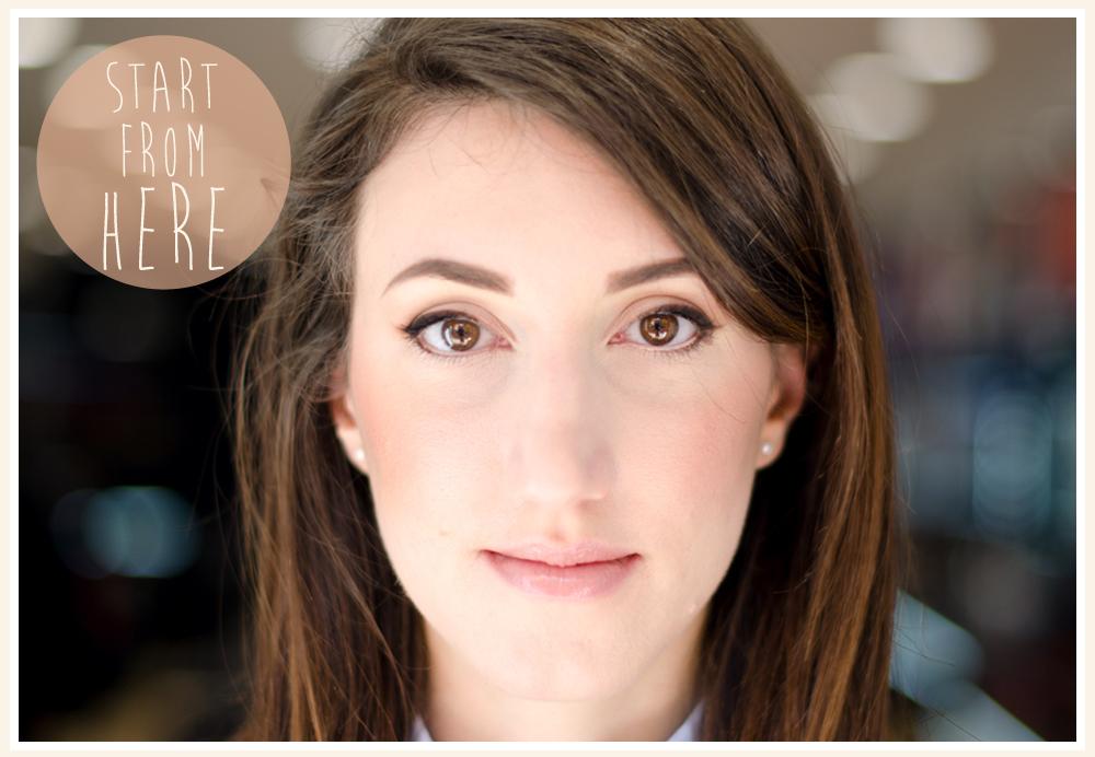 Famoso Make up da sera: tutorial a partire dal trucco giornaliero QI49
