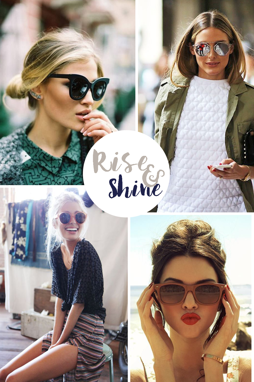 consigli su come scegliere gli occhiali da sole in base al proprio viso