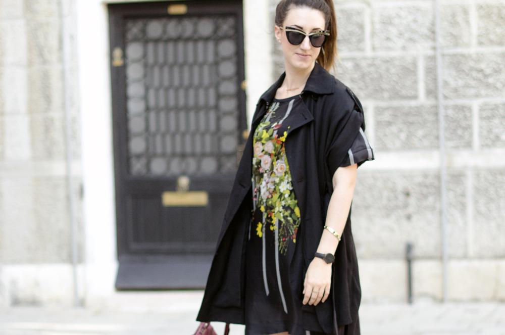 Un abitino nero per l'estate