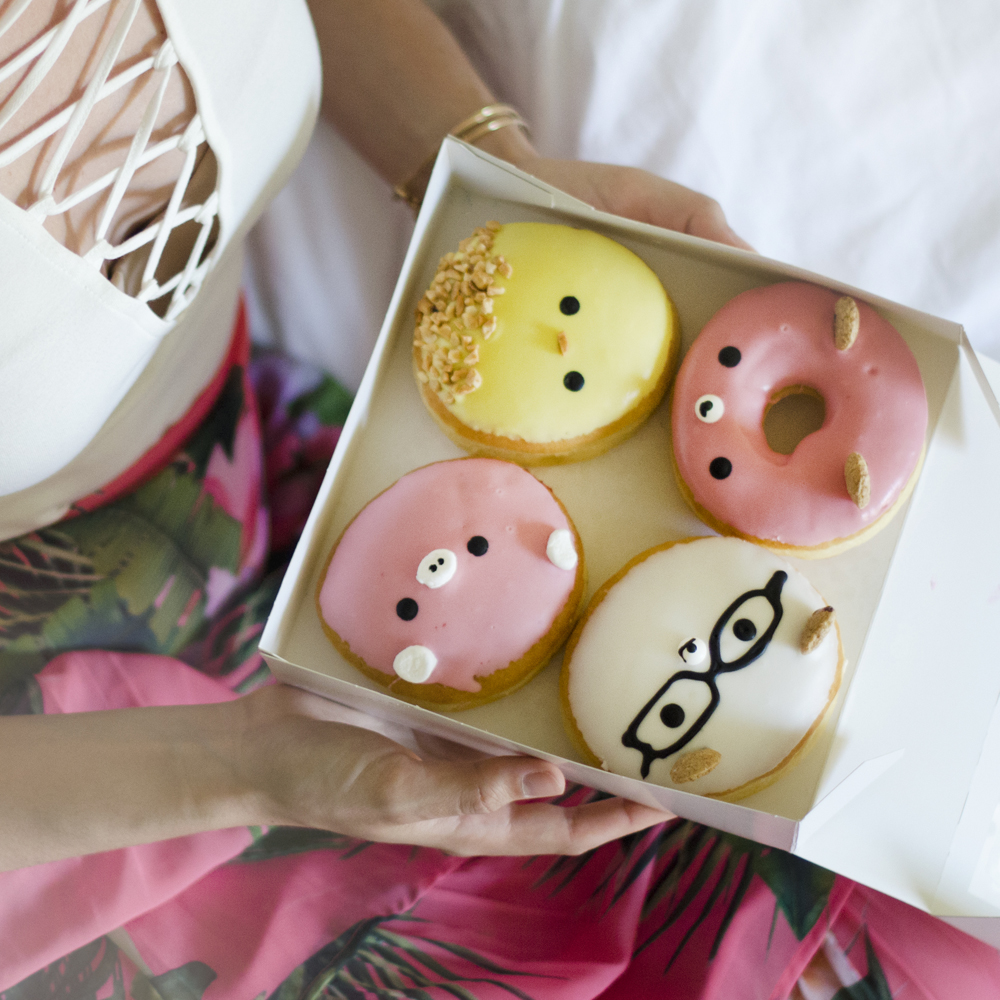 fantastic donut los angeles ciambelle decorate