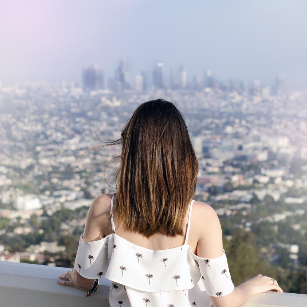 racconti di viaggio sognando la libertà in california