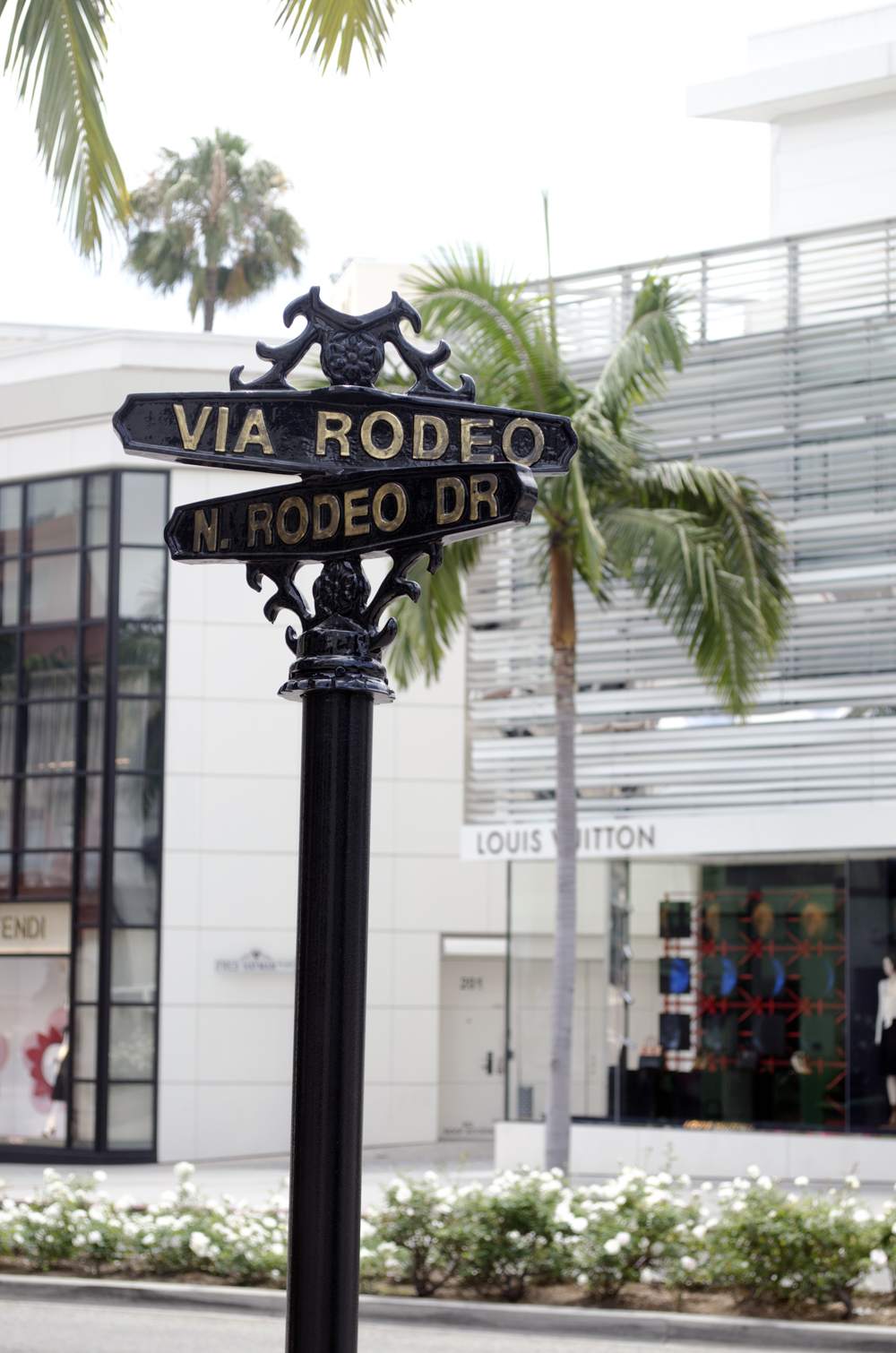 rodeo drive negozi