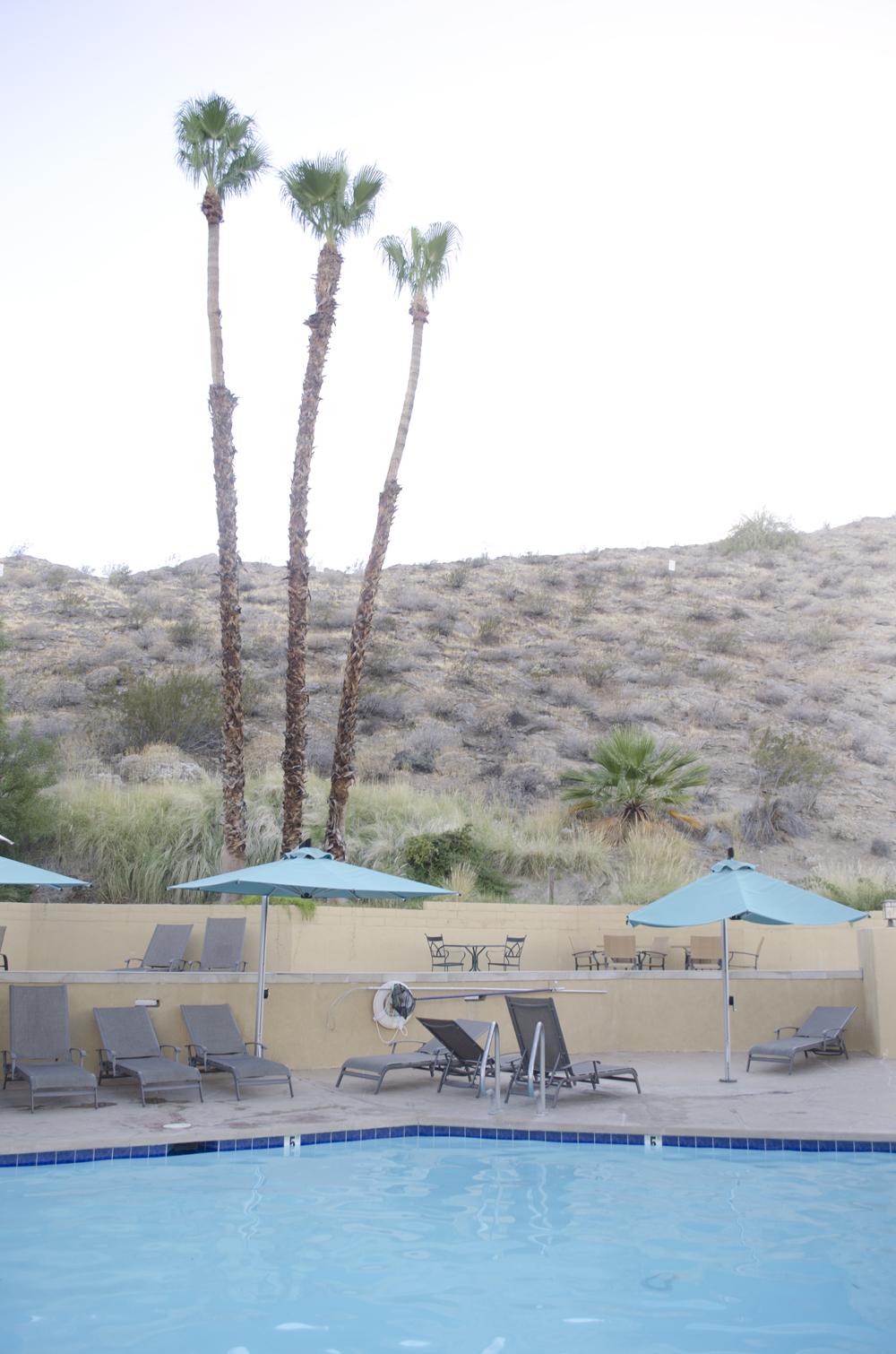 itinerario viaggio in California: consigli per raggiungere Palm Springs