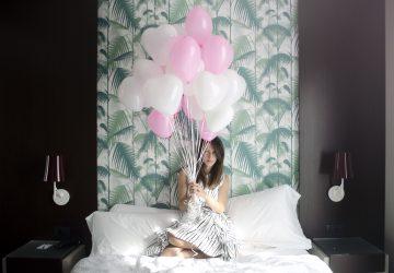 Un salto nel mio mondo: 5 idee per utilizzare i palloncini in modo chic