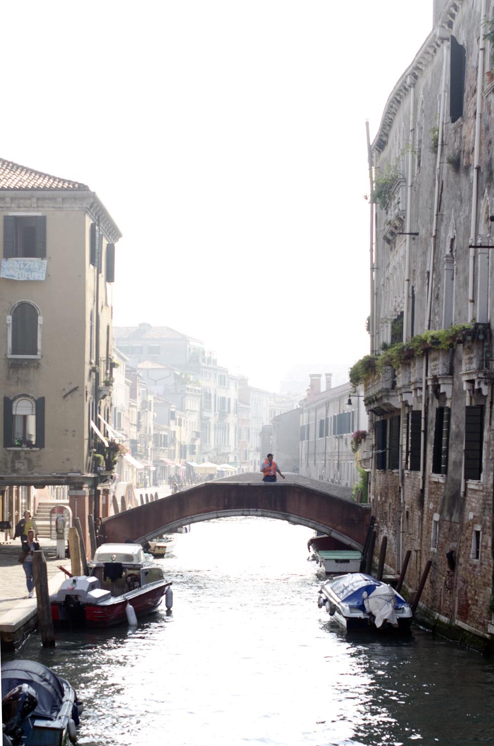itinerario turistico venezia