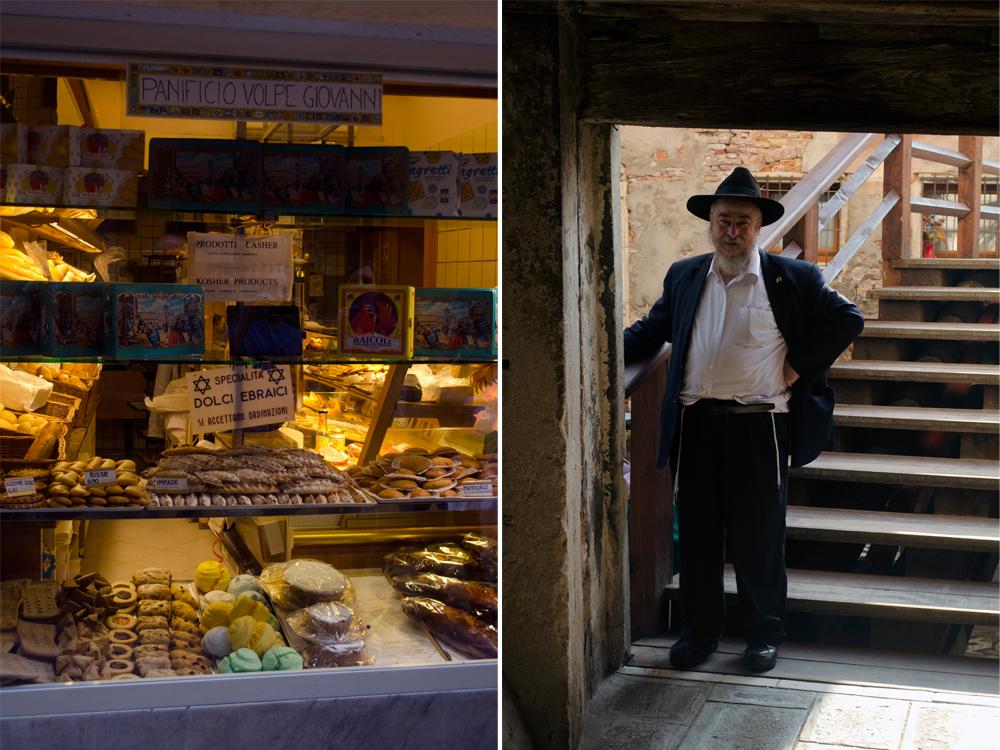 pasticceria tipica scoperta durante il tour di venezia nel quartiere ebraico