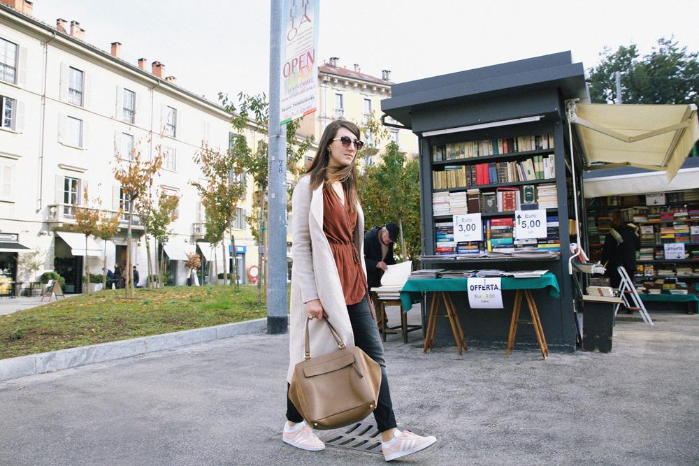 Adidas Gazelle: come le indossiamo quest'inverno