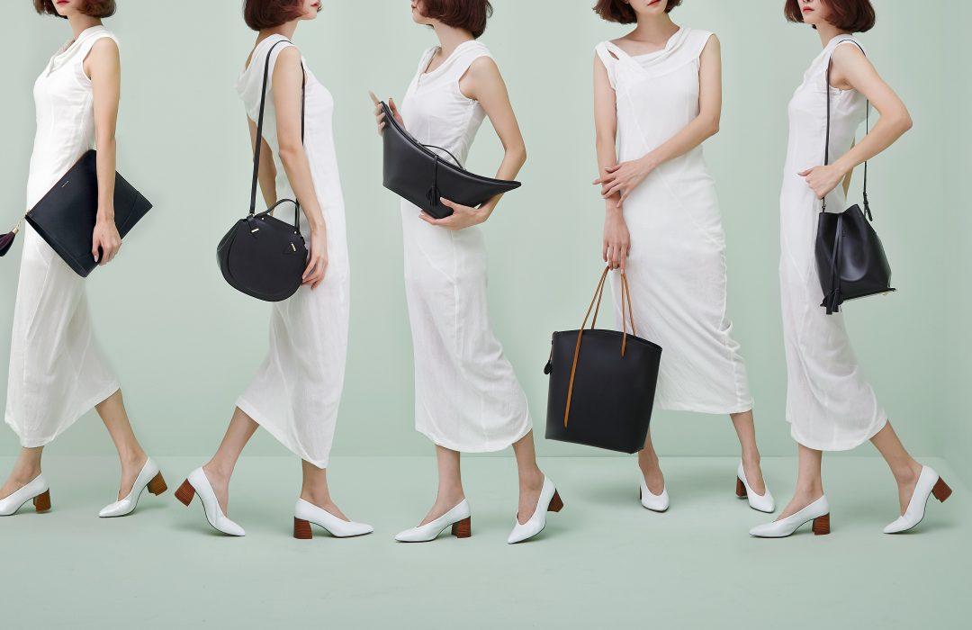 Le borse di Juhree Erba: design lineare ma ricercato