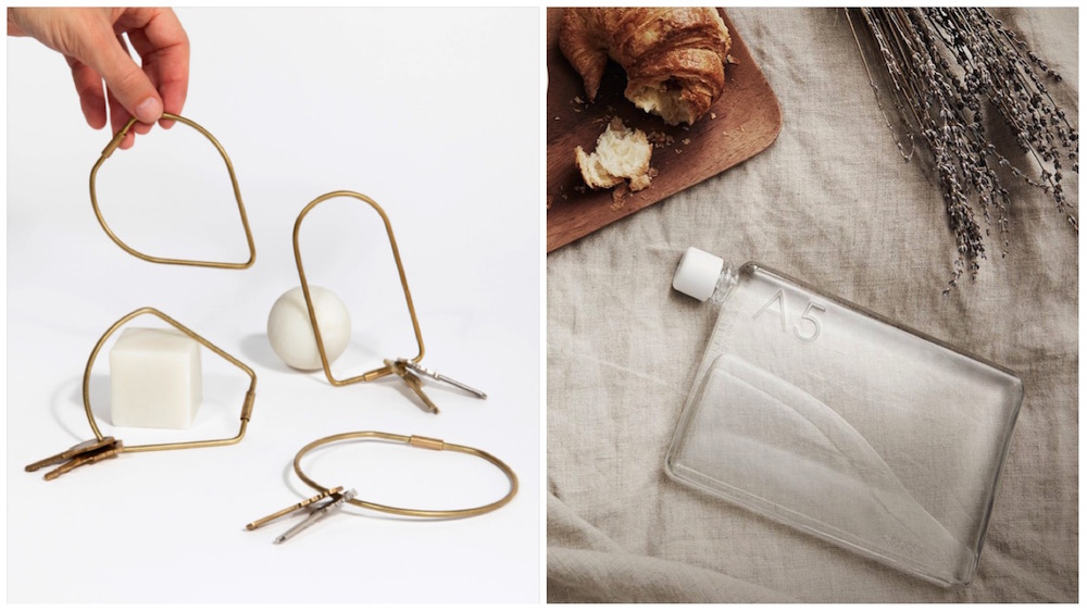 Idee regalo originali dal design minimal: portachiavi e memobottle