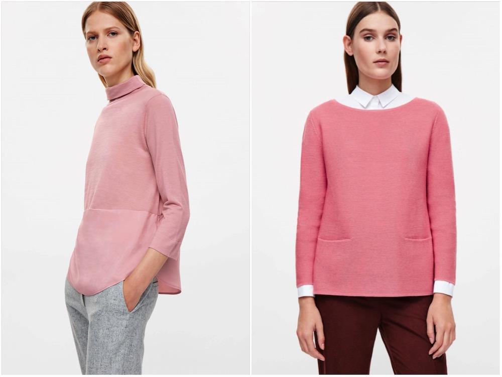 trend di primavera 2017 rosa