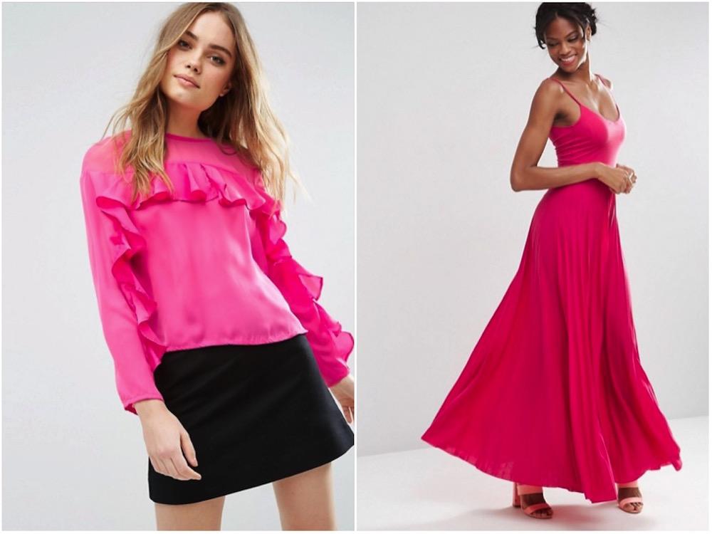 trend di primavera 2017 ecco cosa comprare: colore rosa