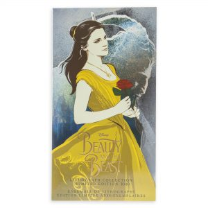 Litho Bella DisneyStore Limited Edition