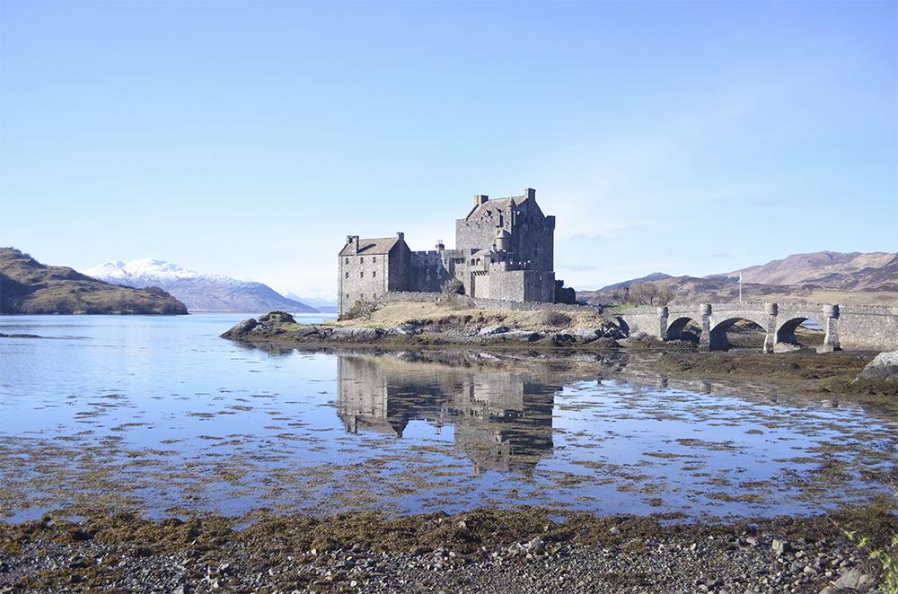 cosa vedere in scozia: il castello di eilean donan