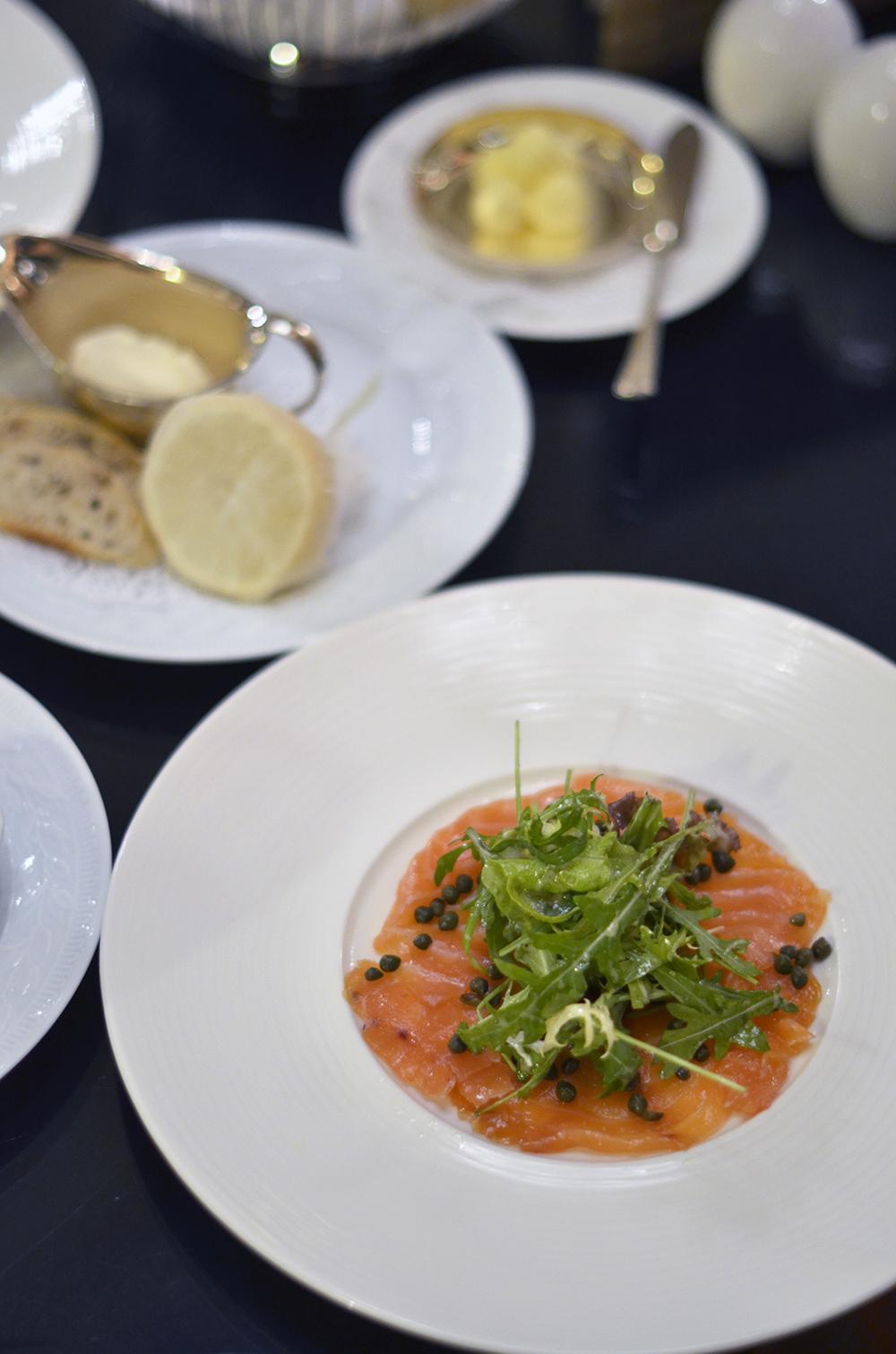 cibi tipici scozzesi: il salmone