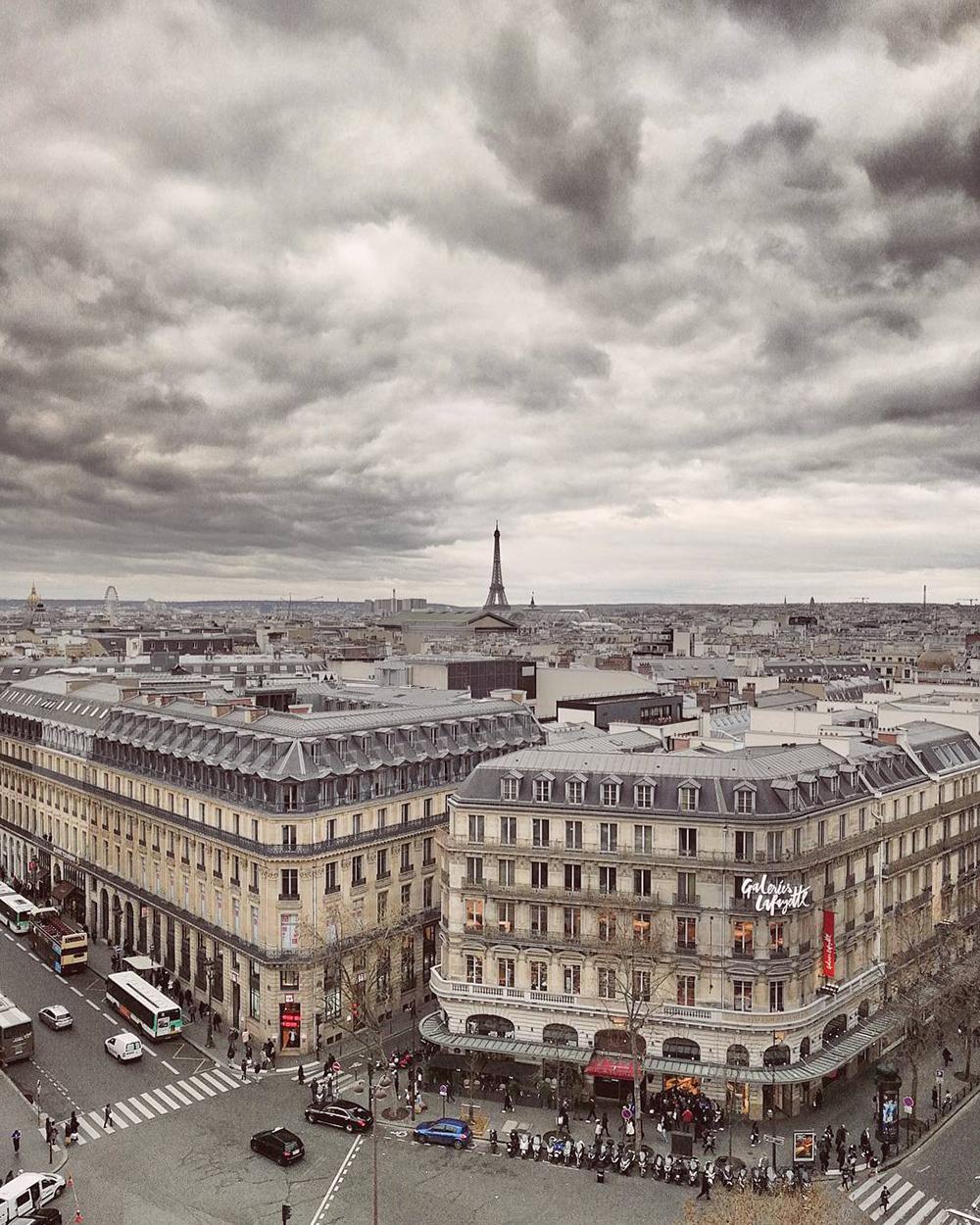 viste e terrazze panoramiche gratuite a Parigi